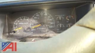 2000 Chevrolet K2500 Pickup Truck