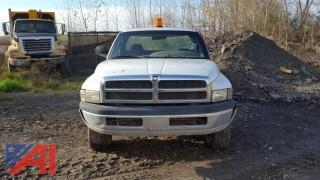 2001 Dodge Ram 2500 Pickup Truck