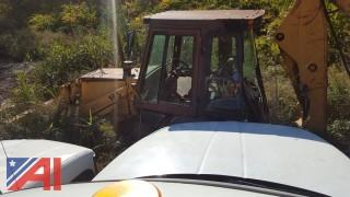 1993 Case 590 Turbo Backhoe
