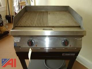Garland Electric Griddle