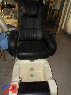 Lonestar Pedicure Chair