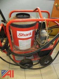 Shark Hot Water Pressure Washer
