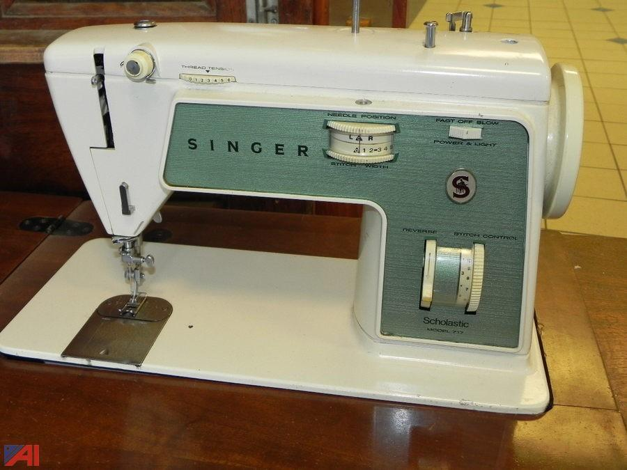 singer scholastic sewing machine