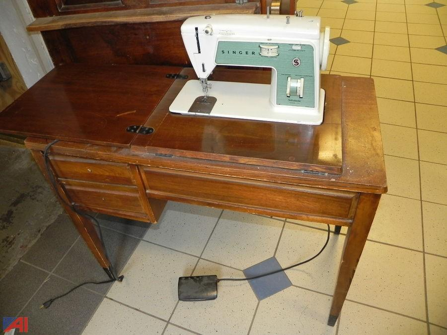 singer sewing machine scholastic