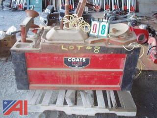 Coats 30-30 Air Flate Tire Changer