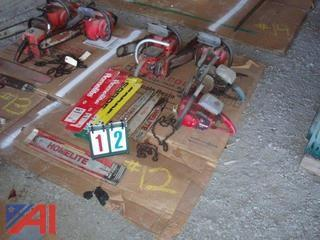 Homelite XL Chainsaws and Parts