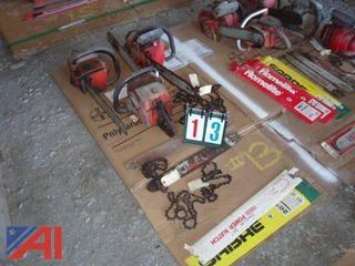 Homelite 360 Chainsaws and Parts