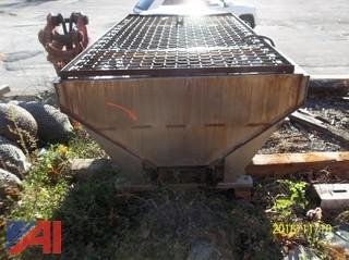 8' Torwell Gas Engine Sander