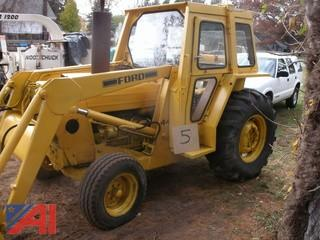 1988 Ford 445 LDR, Serial-200954 Loader Tractor