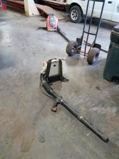Stihl BR400 Back Pack Leaf Blower