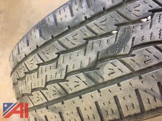 (4) General Grabber HTS Tires
