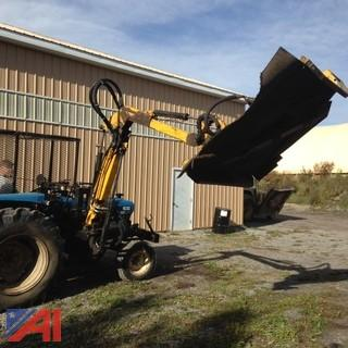 1996 New Holland 5030 Tractor with Mowers