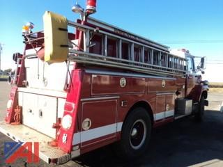 1984 Ford L9000 Pumper Fire Truck