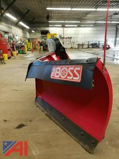 "2012 Boss 9'2"" Power V XT Plow"