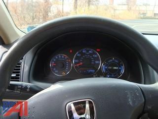 2004 Honda Civic Hybrid 4DSD