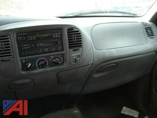 2001 Ford F150 Pickup