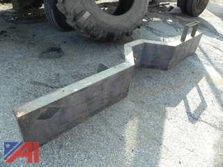 Truck Metal Bumper (#11)