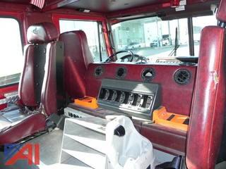 1998 Spartan Advantage Fire Truck