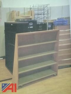 Bookshelves, Cabinets and More