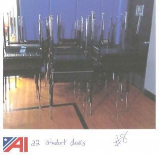 (22) Student Desks