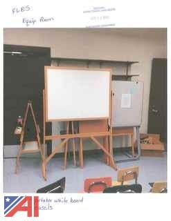 Bulletin Boards, White Board, Easels