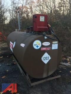 Flameshield Above Ground Bulk Fuel Storage Tank