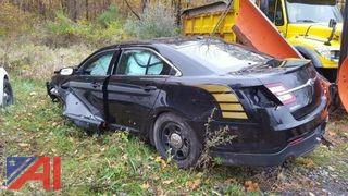 2013 Ford Taurus/Police Interceptor Sedan 4DSD
