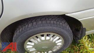 2003 Chevrolet Malibu 4DSD