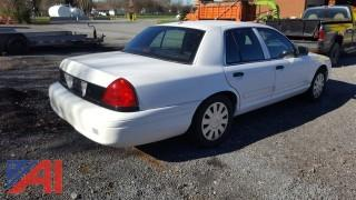 2011 Ford Crown Victoria/Police Interceptor Package 4DSD