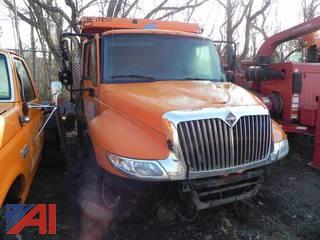 2003 International 4200LP Dump