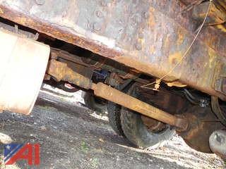 1990 Chevy C7H042 Dump w/ Plow & Sander