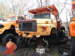 1987 Ford F8000 Dump