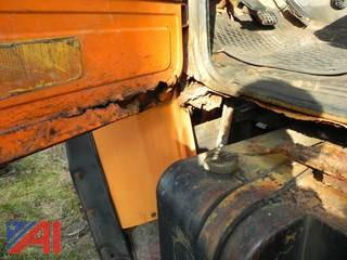1987 Ford F8000 Dump w/ Plow