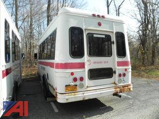 2002 Ford E450 Bus