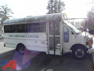 1999 GMC Savana G3500 Bus