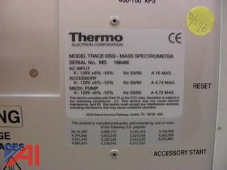 Thermo Gas Chromatograph/Mass Spectrometer System