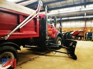 2006 International 7600 6x4 Dump Plow & Spreader Truck