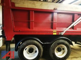 2006 International 7600 6x4 Dump Plow & Spreader Truck