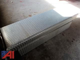 Aluminum Diamond Plate Tool Box