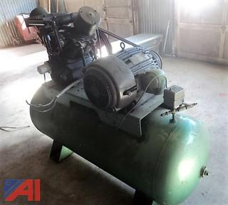 Premium Efficiency Air Compressor