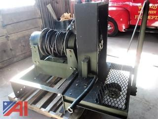Heavy Duty DP Winch
