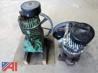(2) Unmounted Air Compressors