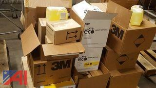 Lot of Assorted 3M Cleaning Products