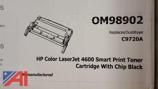 HP Color Laser Jet Printer Toner