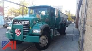 2013 Mack Granite Oil Tank