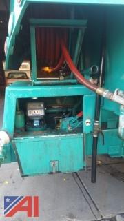 2013 Mack Granite Oil Tank