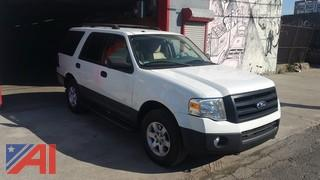 2012 Ford Expedition SUV