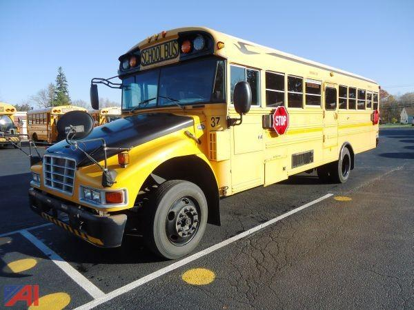 Lake Shore CSD Surplus Vehicles #9538