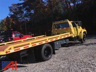 Ford F800 Lo Pro Steel Roll Back Body Heavy Duty Truck