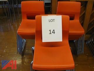 (15) Sleigh Chairs
